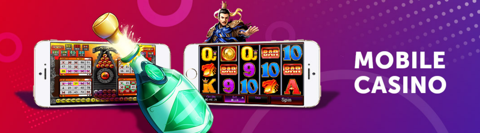 test casino mobile